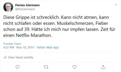 Digitalisierung-Apotheke-eRezept-Grippe-Twitter