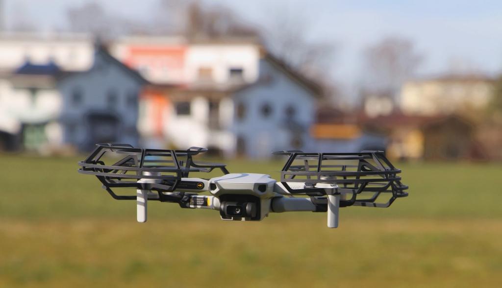Drohne eRezept Apotheke Digitalisierung Coronavirus