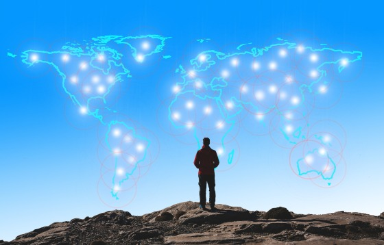 Apotheke ERezept Coronavirus Digitalisierung Netzwerk Welt Globalisierung