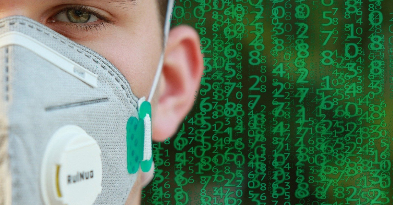Coronavirus Apotheke Digitalisierung 3D Covid-19 Pandemie