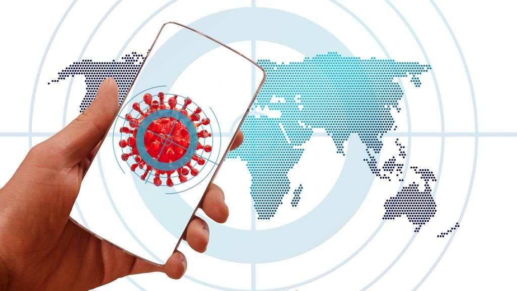 Corona App Pandemie Covid-19 Coronavirus Apotheke Digitalisierung