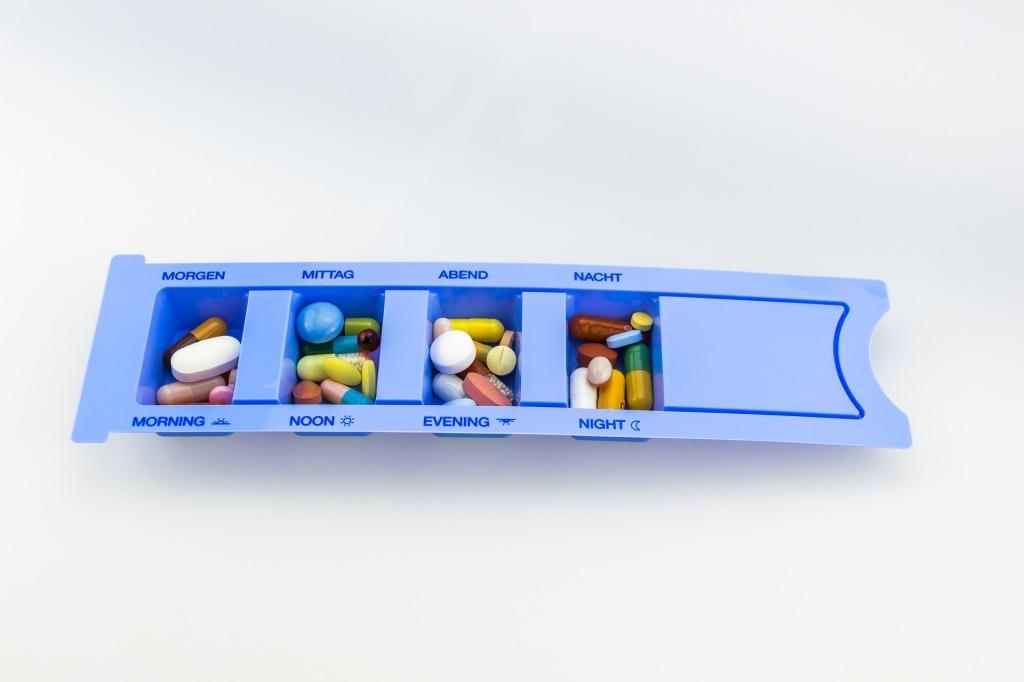Apotheke Digitalisierung 3D Druck Pill Print