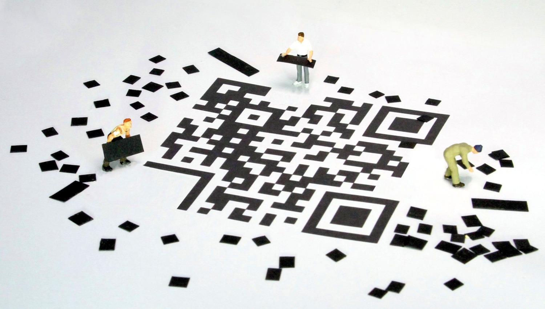 Apotheke Digitalisierung Kassenbon QR Code Datra Matrix