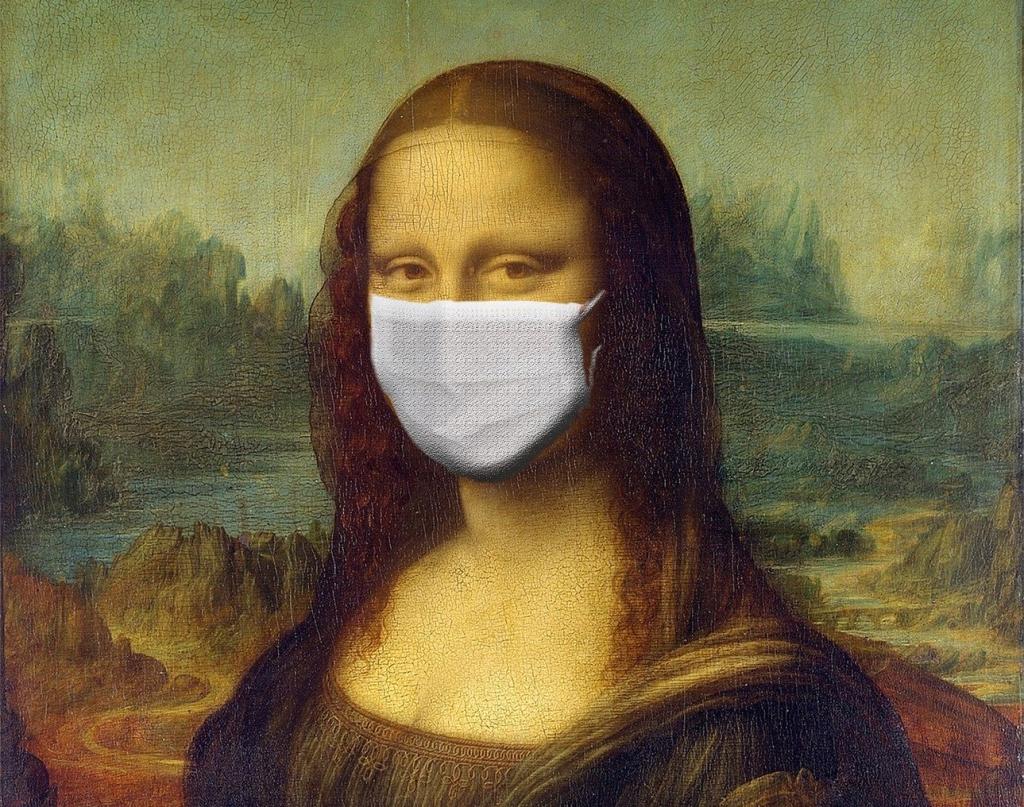 Apotheke Digitalisierung Maskne Corona Covid-19 Pandemie Monalisa Leonardo