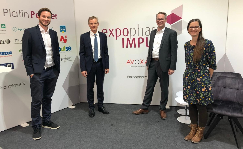 Apotheke Digitalisierung Corona Pandemie Diskussion Expopharm