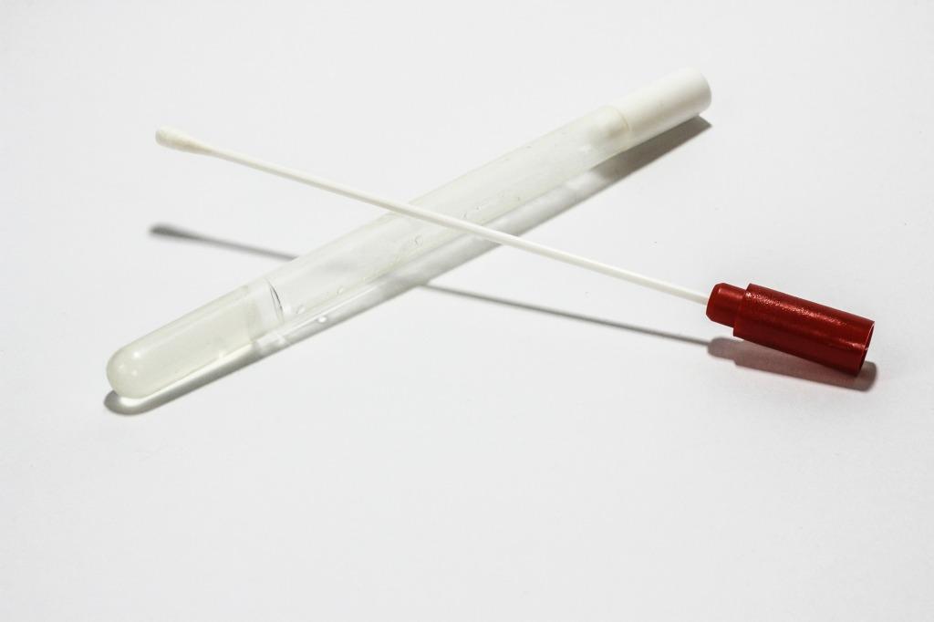 Apotheke Digitalisierung Corona Covid-19 Pandemie Test