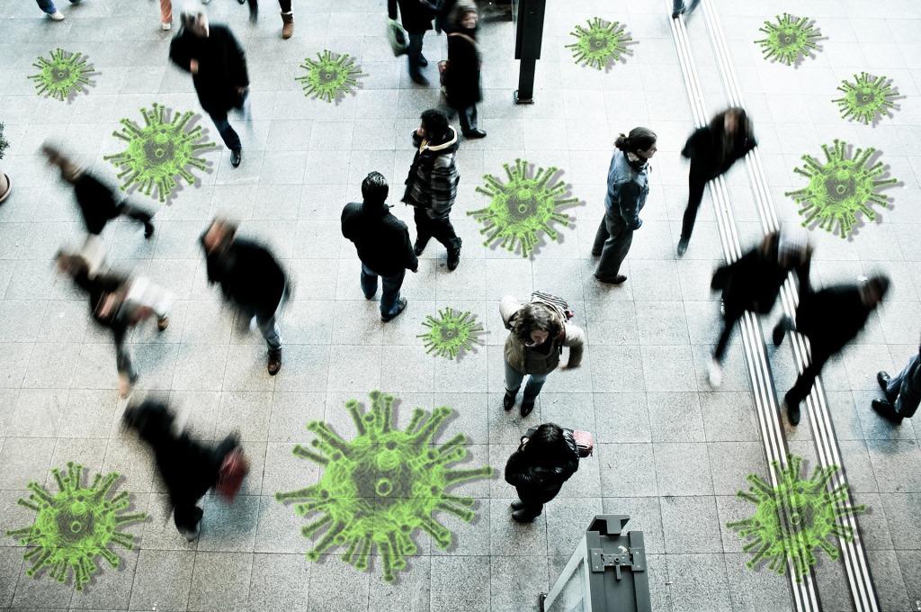 Apotheke Pandemie Digitalisierung Covid-19 Social Distancing