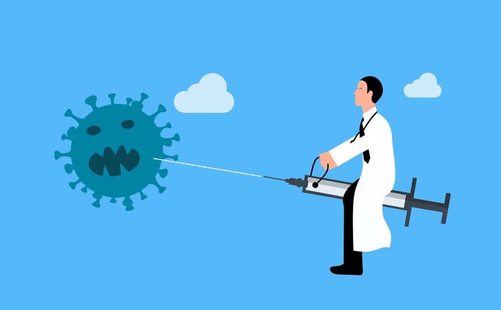 Apotheke Digitalisierung Coronavirus Pandemie Impfen