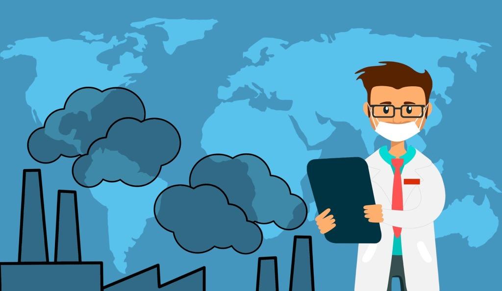 Apotheke Digitalisierung Klimawandel Pandemie Corona Klimaschutz #klimanotdienst