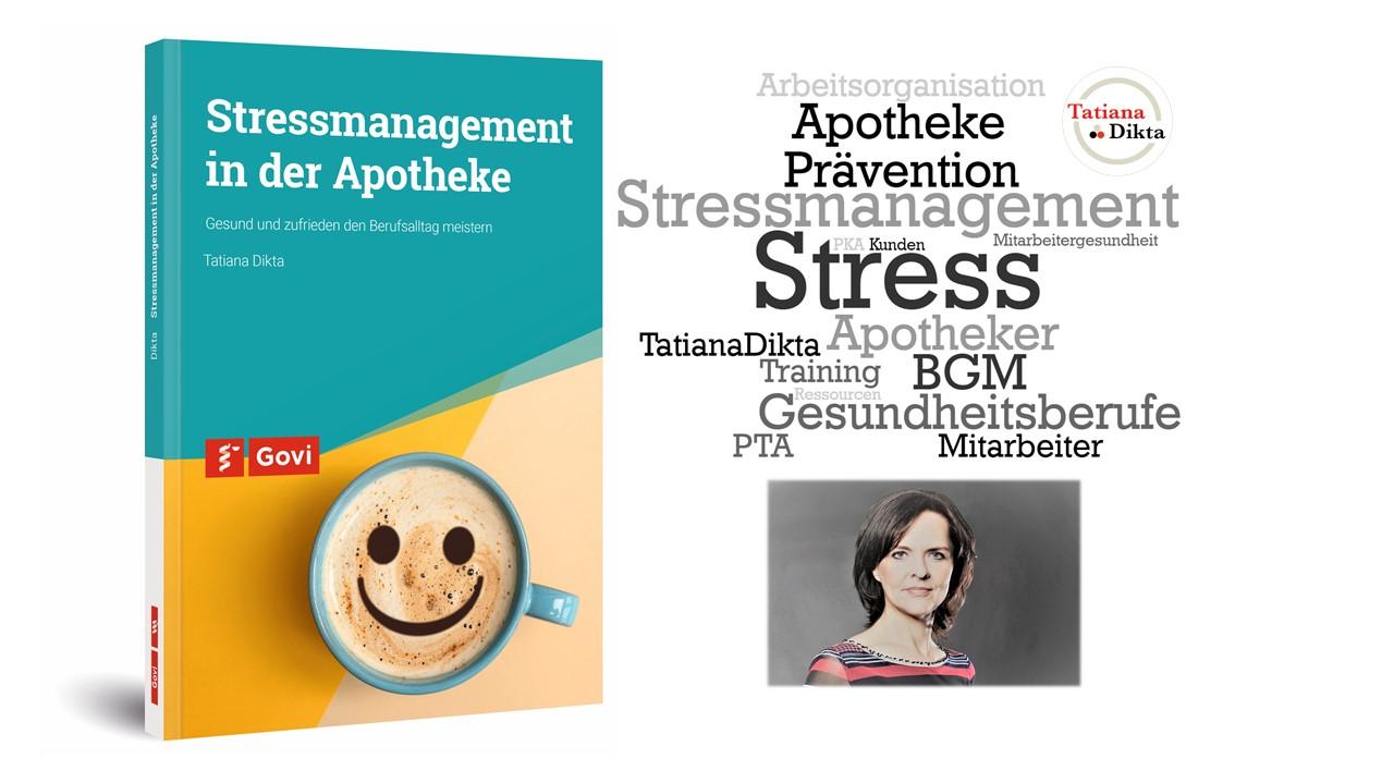 Apotheke Digitalisierung Stress Buch