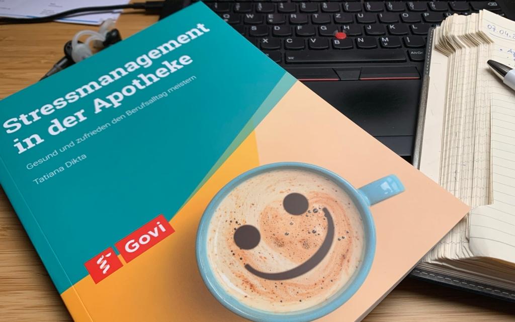 Apotheke Digitalisierung Stress Buch Stressmanagement Govi