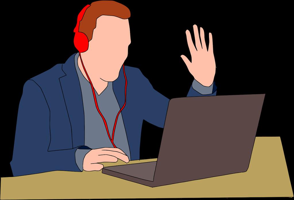 Apotheke Digitalisierung Videokonferenz Erschöpfung Telepharmazie