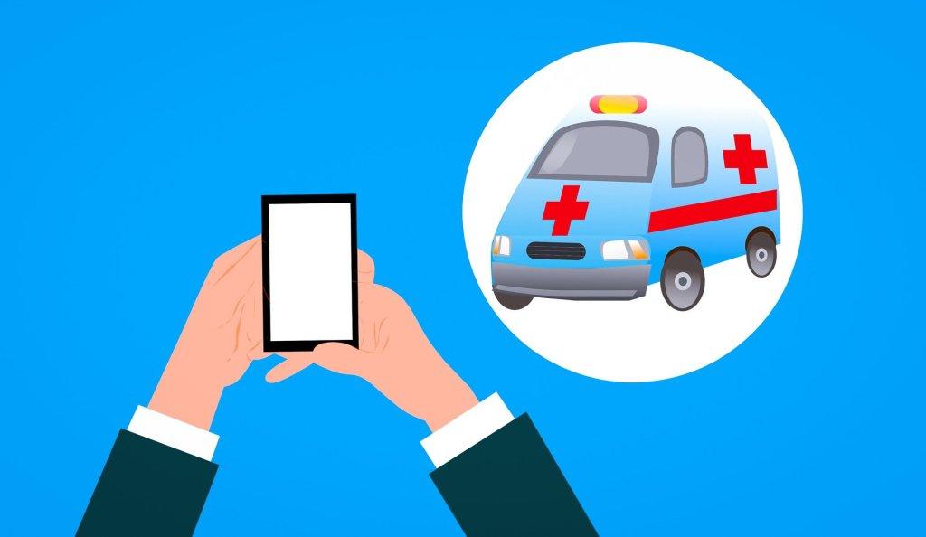 5G Apotheke Digitalisierung Zukunft Notfall Emergency Krankenhaus Vernetzung