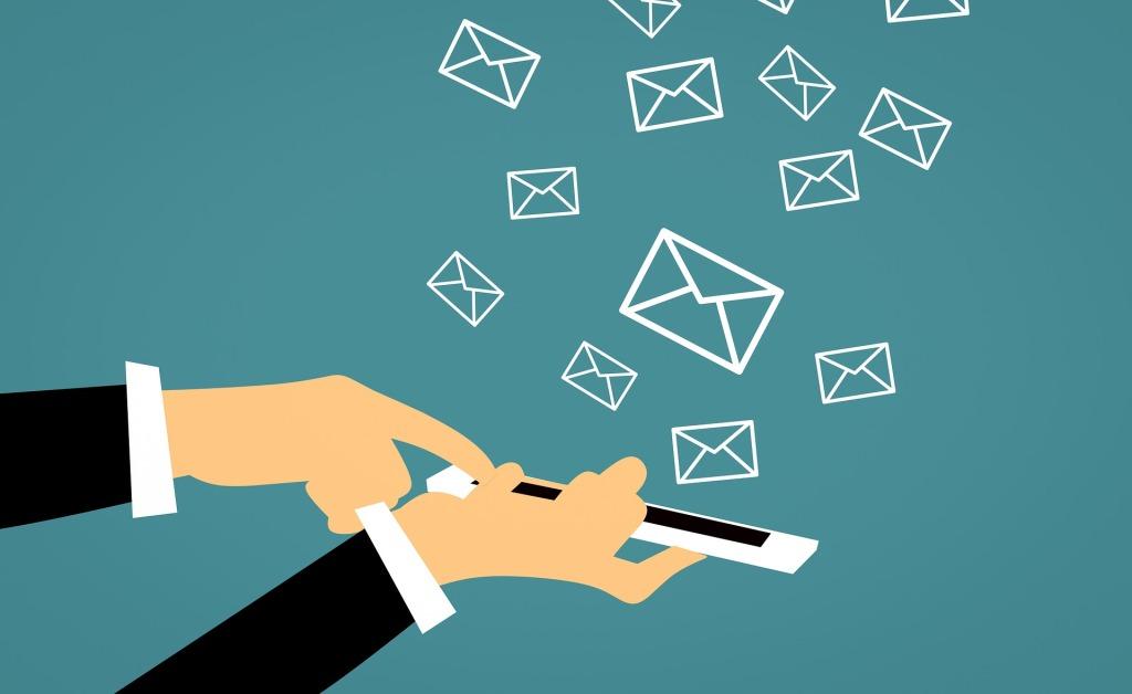 Apotheke Digitalisierung E-Mail Mail Stress