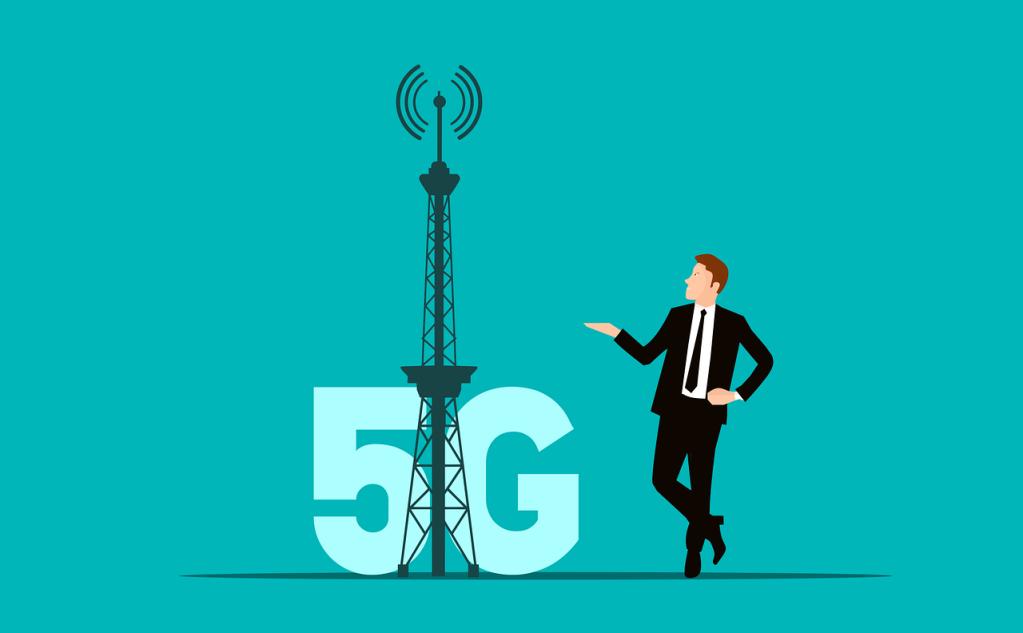 Apotheke Digitalisierung Netzwerk 5G Internet Zukunft Vernetzung