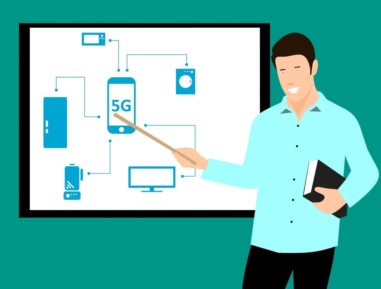 Apotheke Digitalisierung Smartphone IoT 5G Zukunft