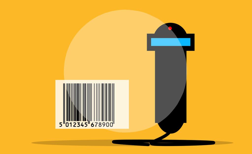 Apotheke Digitalisierung Barcode 1d 2d QR Code ERezept Impfnachweis