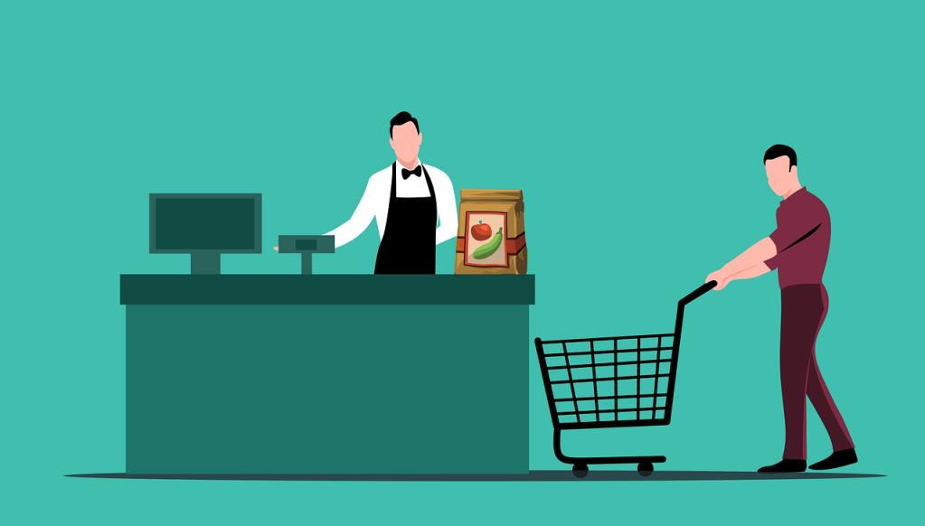 Apotheke Digitalisierung Impfnachweis Barcode QR-Code 1D 2D Supermarkt